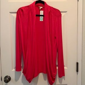 NWT - Knit Open Cardigan - Size Small
